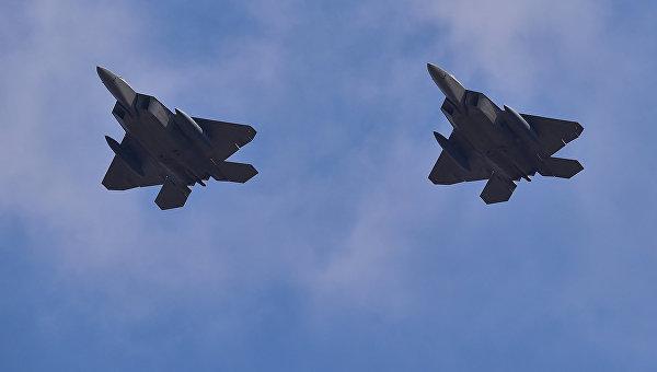 Пилоты ВВС США поведали обинциденте ссирийским Су
