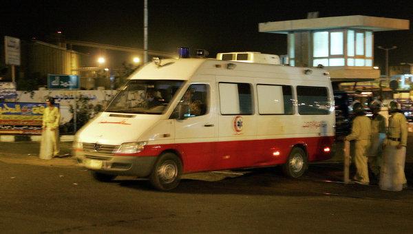ВЕгипте 12 человек стали жертвами ДТП