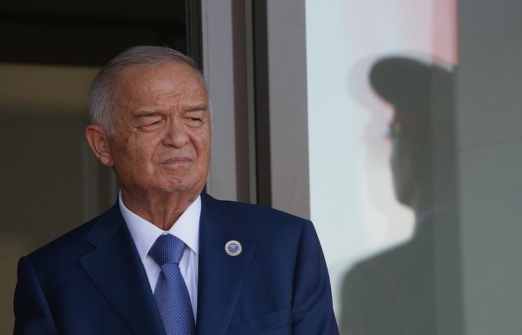 Кремль: Слухи осмерти президента Узбекистана неподтвердились