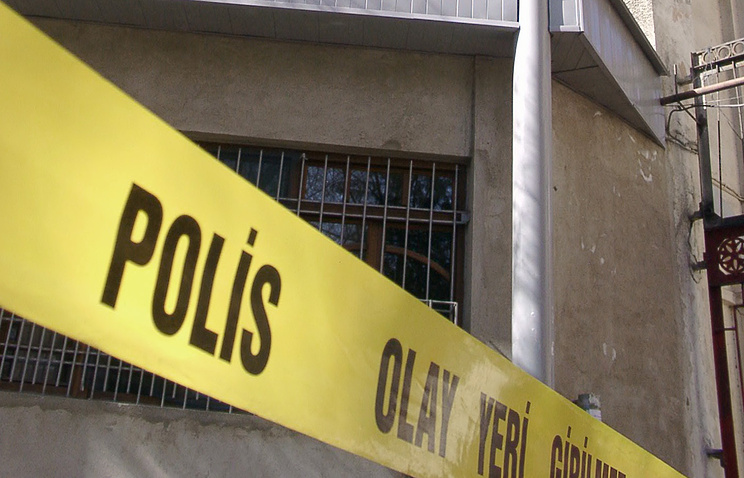 Натерритории посольства КНР вБишкеке произошел взрыв
