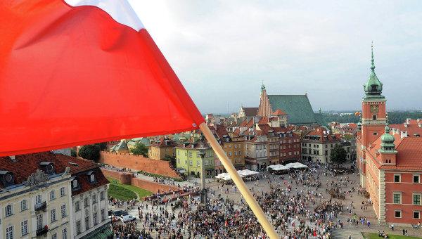 ВВаршаве сообщили, что первопричиной 2-ой мировой войны стал «российско-немецкий союз»