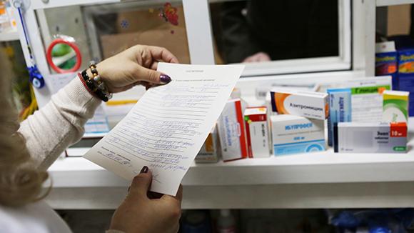 В РФ начнут выдавать электронные рецепты налекарства