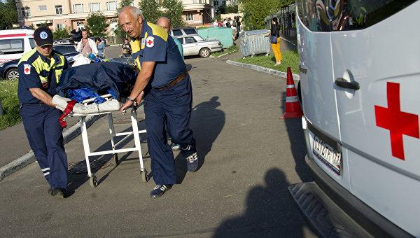 ВКрыму перевернулся БМВ: погибли четверо