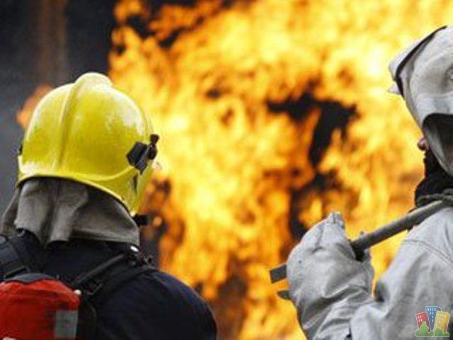 Пожар произошел вжилом доме вХабаровске