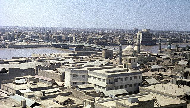 ВБагдаде прошли похороны жертв теракта— Ирак