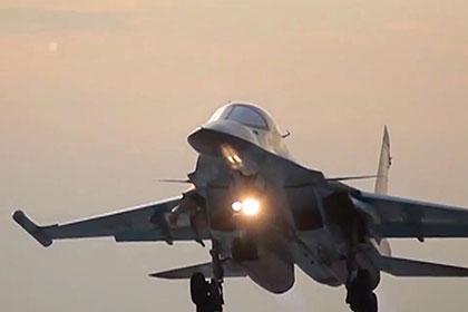 Разработка штурмовика набазе Су-34 начнется в 2018г