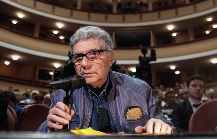 Художественный глава театра имени Моссовета Павел Хомский скончался на92-м году жизни