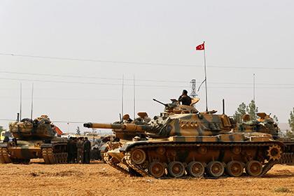 Турция понесла первые потери вСирии