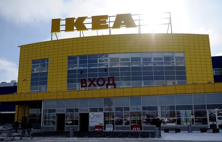 IKEA открывает в РФ  крупнейшую мебельную фабрику