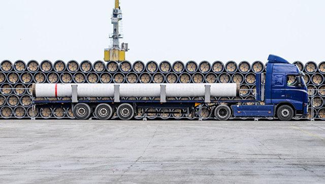 «Газпром» получил отАнкары первые разрешения на«Турецкий поток»