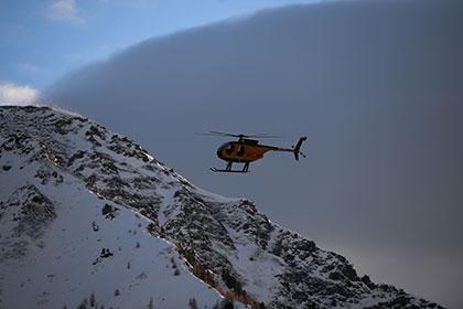 Медицинский вертолет сповредившим напрогулке ногу пациентом разбился вСловакии