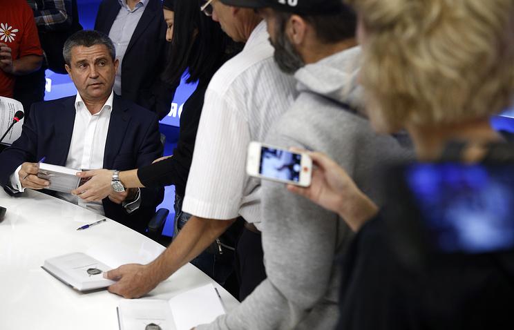 Журналистка «Новой газеты» поведала опланах подать всуд наМаркина