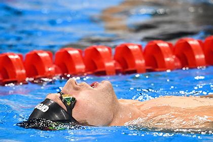Яхотел неподвести болельщиков ипобить мировой рекорд— Пловец Игорь Бокий