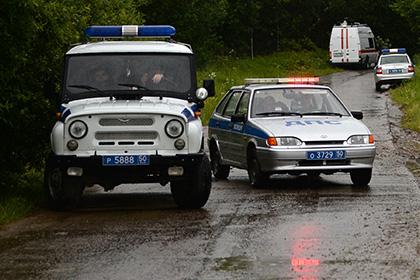 ВДомодедове напали наавтомобиль фельдъегерской службы