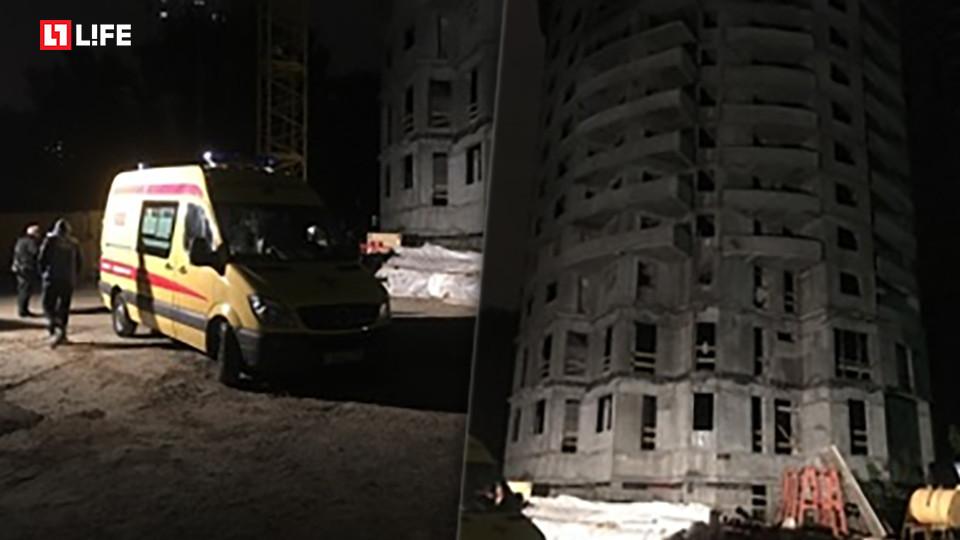 Подросток разбился при попытке посмотреть салют вМоскве