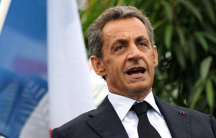 Николя Саркози предложил свои меры поборьбе стерроризмом