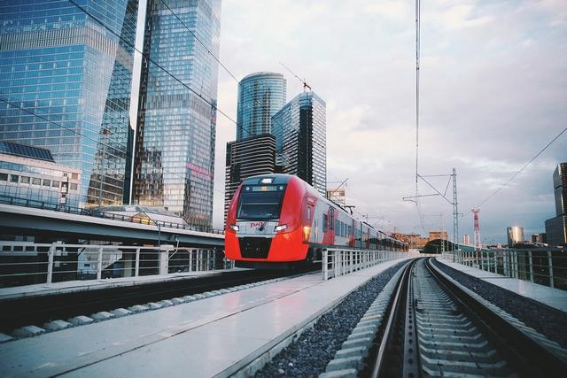 Сбой вдвижении поездов произошёл наМЦК