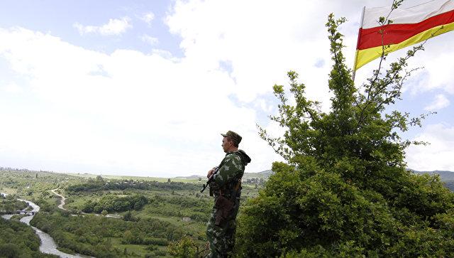 Южная Осетия объявила озакрытии границы сГрузией