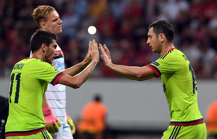 Игорь Акинфеев пропустил гол в38-м матче Лиги чемпионов подряд