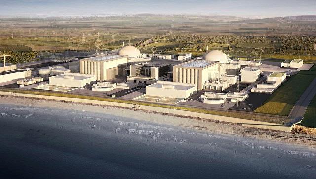 Англия вближайшие дни одобрит строительство АЭС Hinkley Point