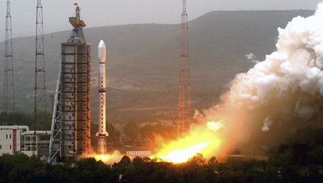 Китайская научная лаборатория «Тяньгун-2» запущена вкосмос