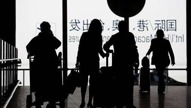 Встолице Китая арестовали влюбленную пару, парализовавшую работу аэропорта