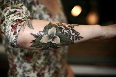 Ученые: татуировки помогают устроиться наработу