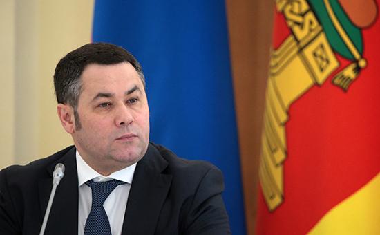 На выборах губернатора Тверской области победил Игорь Руденя