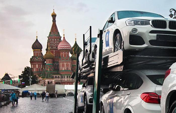 Агент: Ефимова реализует машину, подаренную зауспехи наОлимпиаде вРио