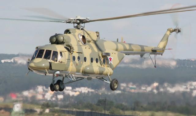 Названы имена погибших членов экипажа вертолета Ми-8