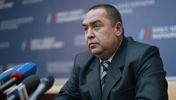 Игорь Плотницкий подтвердил смерть собственных родителей