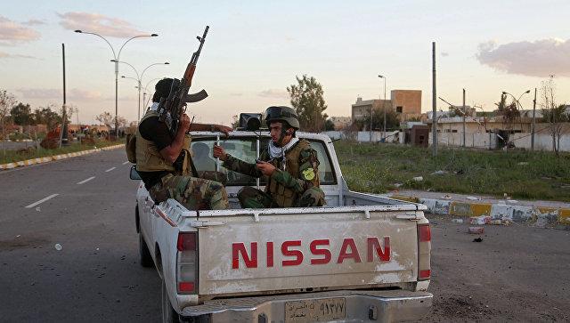 Вдвойном теракте вИраке погибли 13 человек