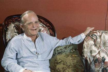 Прах Трумэна Капоте был продан нааукционе за $44 тыс.