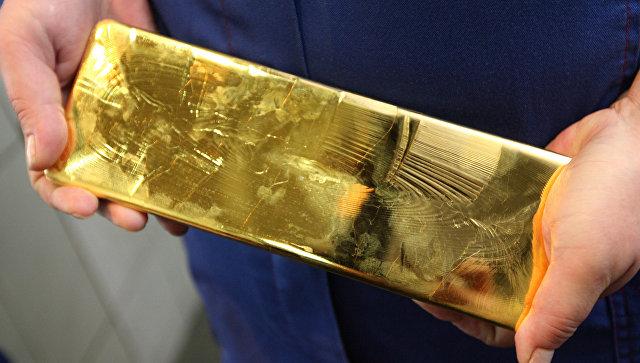 Вурне аэропорта Дакки найдены 3кг золота
