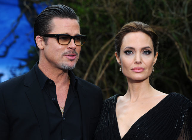 СМИ сообщил подробности брачного контракта Джоли и Питта
