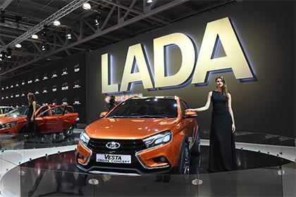 Лада Vesta вошла вТОП-100 самых известных моделей Европы
