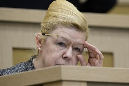 Руководство РФподдержало законодательный проект Елены Мизулиной озапрете бэби-боксов