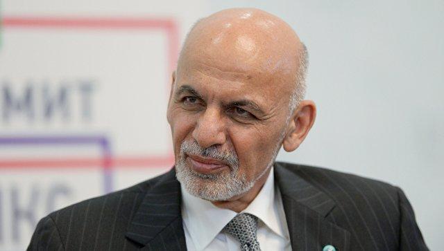 Президент Афганистана подписал мирное соглашение сисламистами