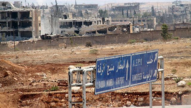 Число жертв при американском авианалете сирийских военных возросло до 80