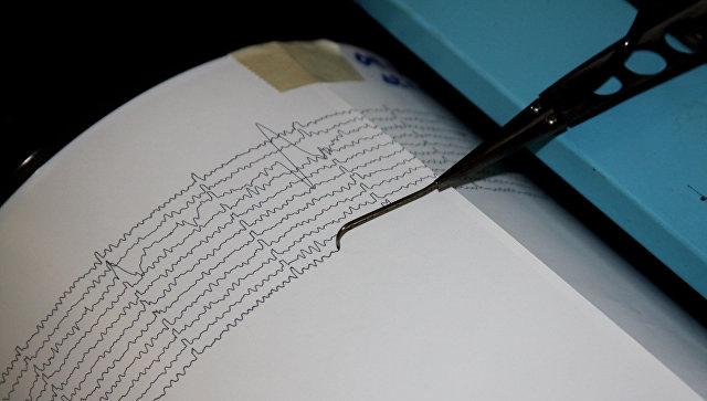 Землетрясение, магнитуда которого составила 5,1, произошло сегодня уберегов Гондураса