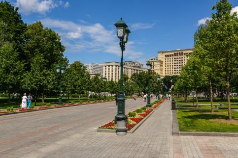 300 точек доступа сбесплатным Wi-Fi заработали вцентре столицы