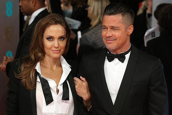 СМИ сообщают что Брэд Питт находится в плохой форме из-за развода с Джоли