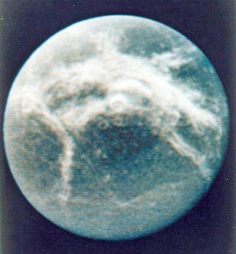 NASA обнаружило наспутнике Сатурна аномальное свечение