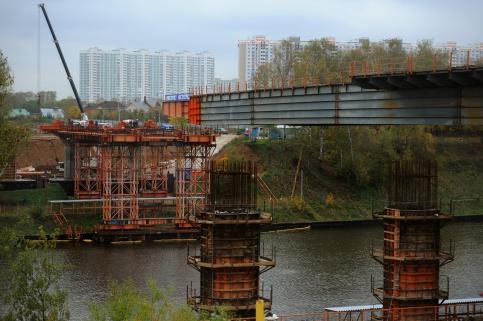 Назападе столицы врайоне Филевского парка построят новый мост