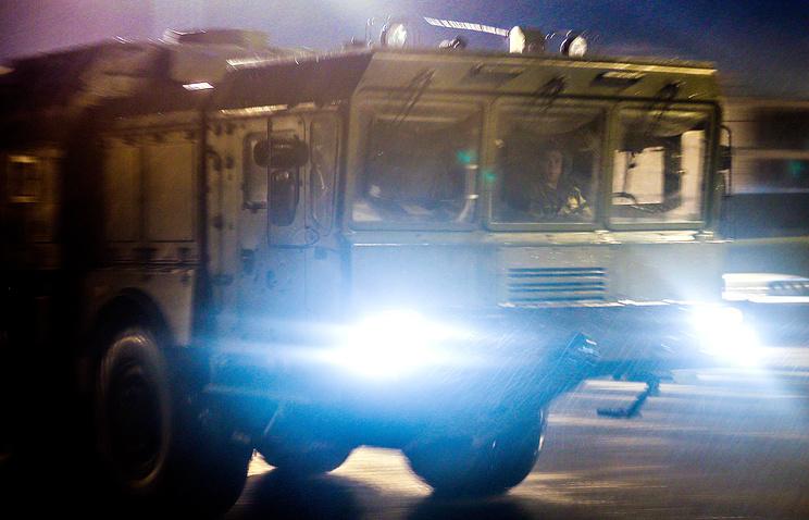 ВЛенинградской области ракетчики проведут условные пуски «Искандер-М»