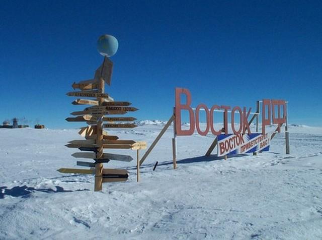 В подледном озере Восток в Антарктиде нашли неизвестную бактерию