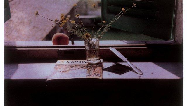 Лондонский аукционный дом выставит наторги фотографии авторства Андрея Тарковского