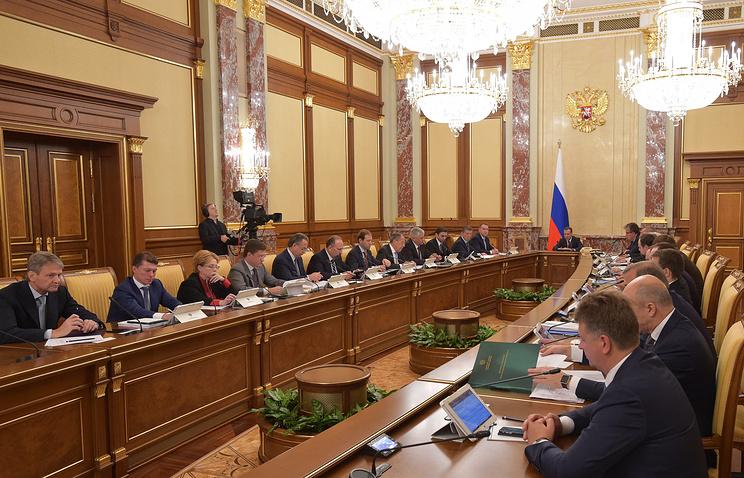 Руководство одобрило проект поправок вбюджет этого года