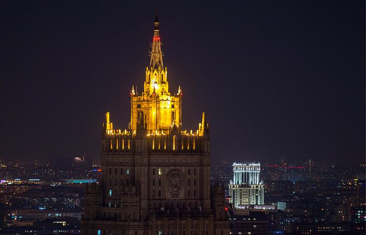 Москва поставила условия США для восстановления сотрудничества вядерной сфере