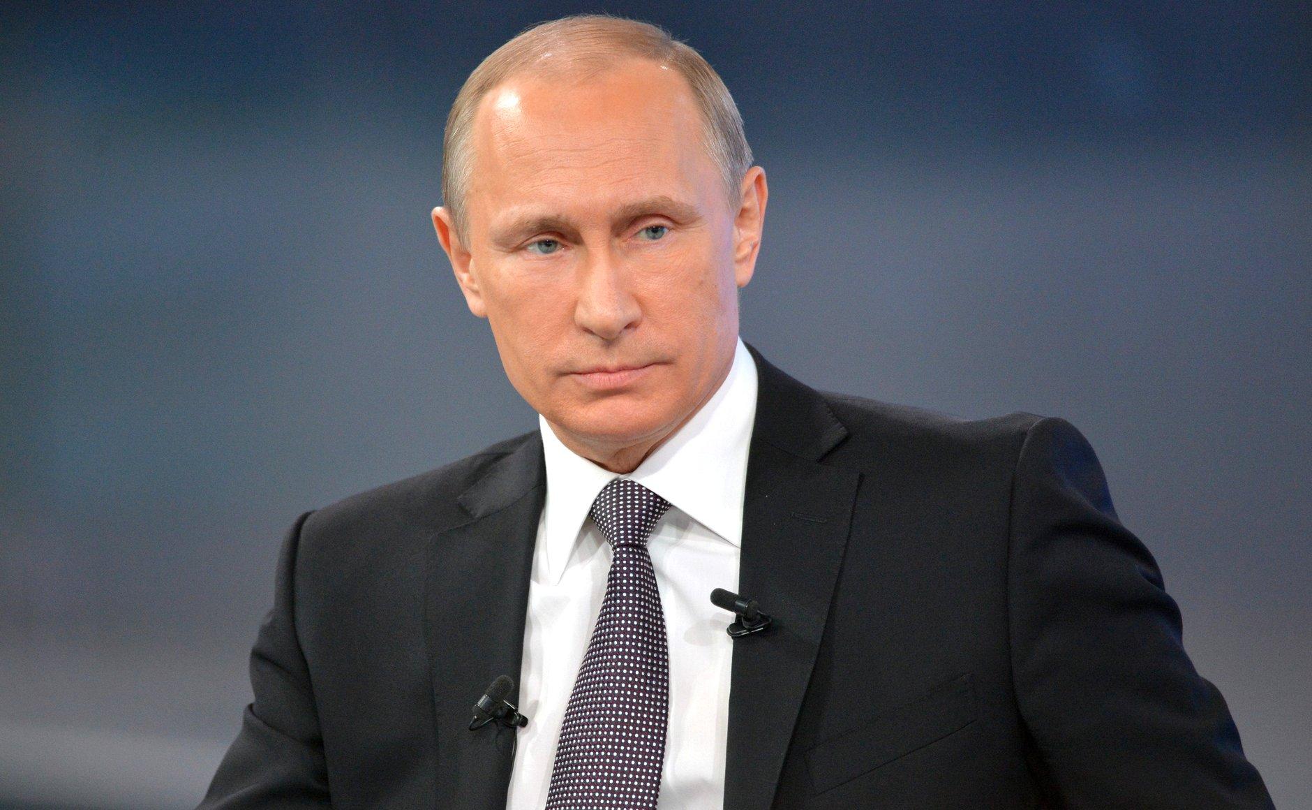 Где искем президент отпразднует 64-летие— День рождения В.Путина